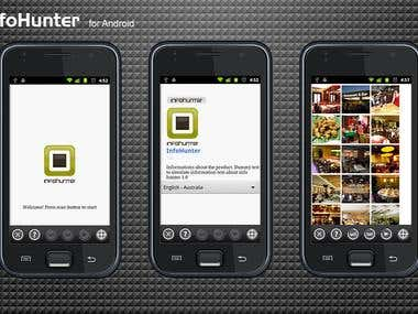 InfoHunter for android