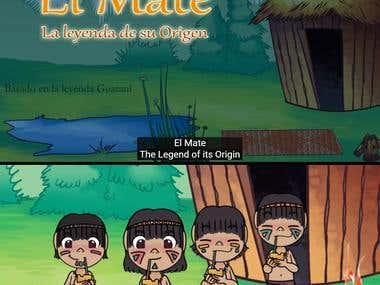 "Subtitles & Translation - ""El Mate"""