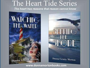 Books Written and Published - The Heart Tide Series