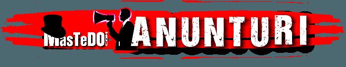 Logo - ANUNTURI Mastedo
