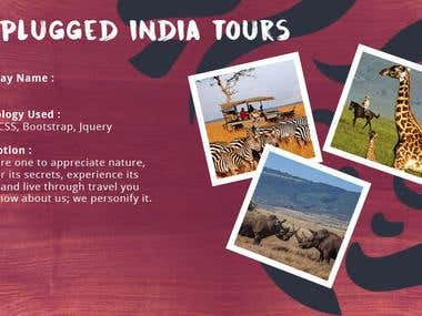 Unplugged India Tours