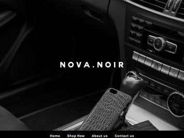 Shopify- https://www.novanoir.co.uk/