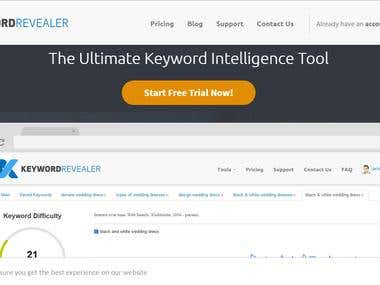 Keyword Revealer (http://www.keywordrevealer.com)