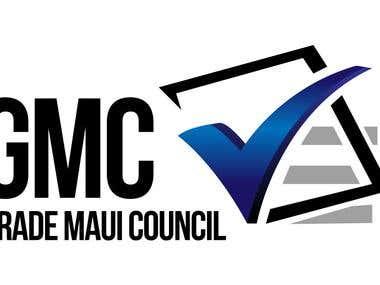 Logo Grade Maui Counsil