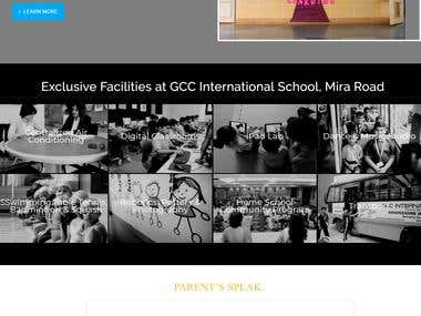 GCC School Website http://www.gccinternationalschool.com/
