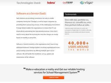 VTiger (Web UI)