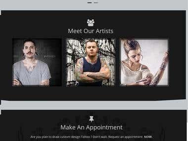Drupal Website.