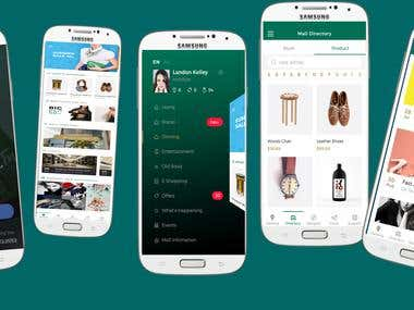 Shopping Mall eCommerce App