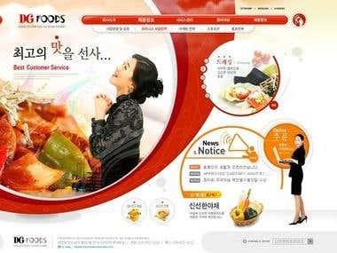 Oriental Restaurant Asian Food