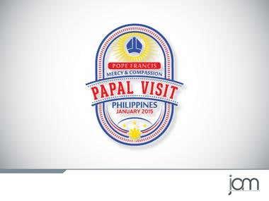 Papal Visit Design