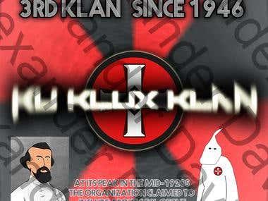 Ku Klux Klan Poster