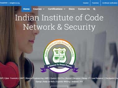 Indian institute of Code Network & Security