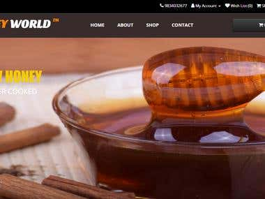 Honeyworld.co.in
