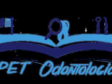 Logotipo do grupo PET Odontologia