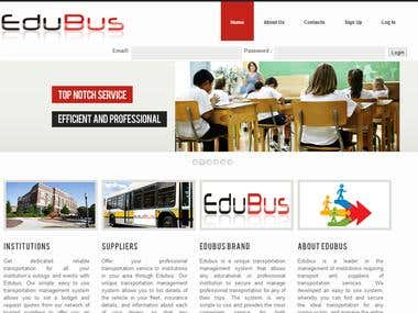 Display and Logic issues http://www.edubus.co.za/
