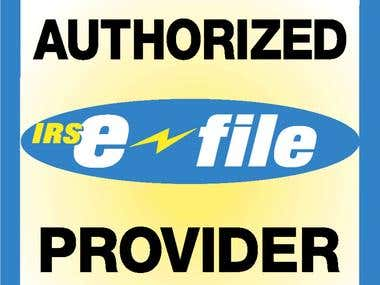 Authorized IRS E-filer