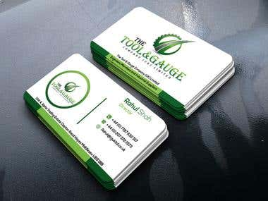 Business Card Simple & Classic