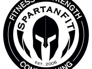 SpartanFit logo