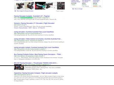 Racing Simulator Google Search