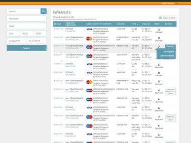 E-commerce high-fidelity prototype