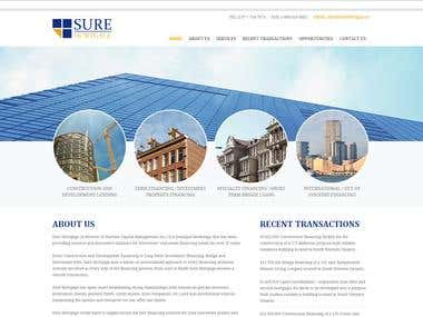 Sure Mortgage (Codeigniter)
