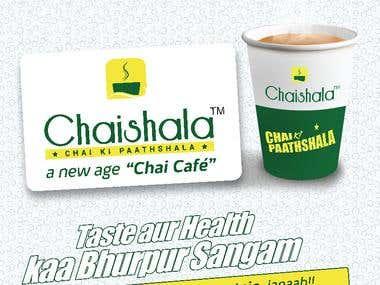 Standee - Chaisala
