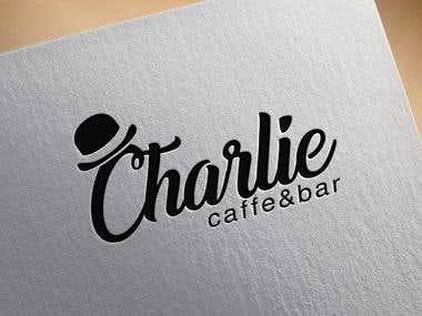 Charlie-Caffe&bar logo