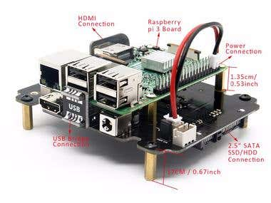 Raspberry Pi Project