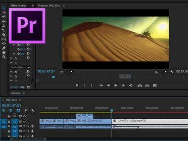 Adobe Premier Pro 3