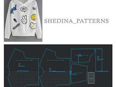 pattern from foto