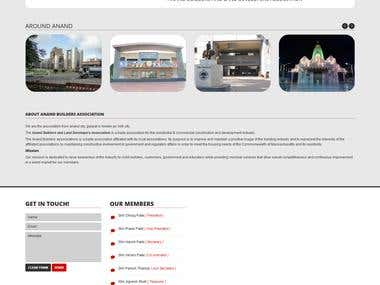 Anand Builders & Land Developers Association