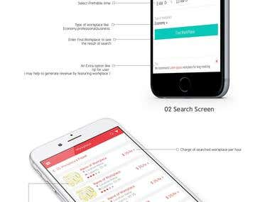 Workplace Cab Booking App
