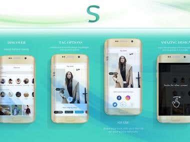 Shrippy Mobile App