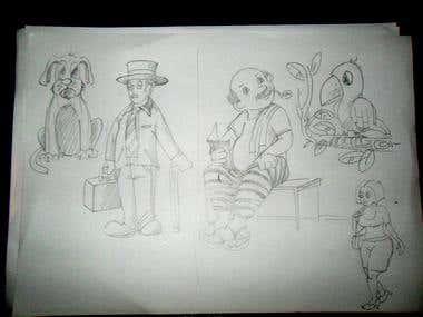Caricature & Cartoons