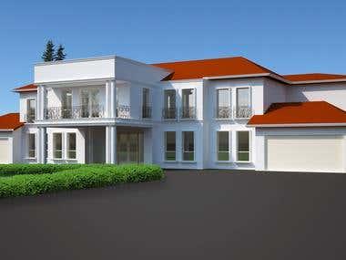 Australian designed house