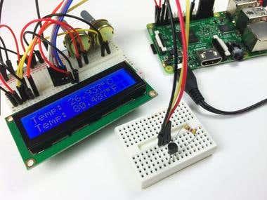 Raspberry Pi Project