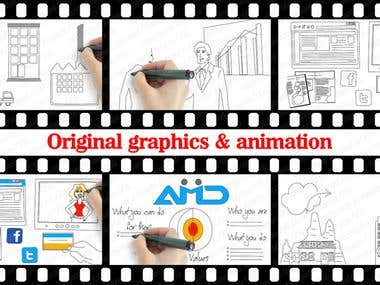 Explainer & Whiteboard Animation