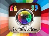 Insta wisdom quote app