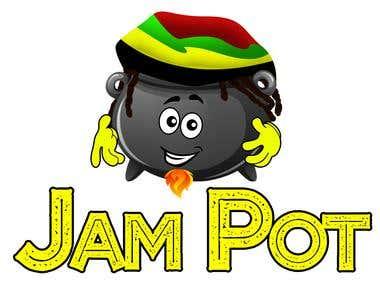 Jam Pot