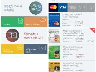 Banking App UX/UI