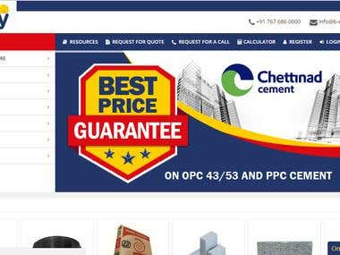 Buy Construction Materials Online