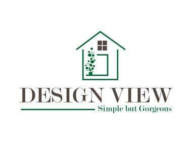 architecture/interior farm logo