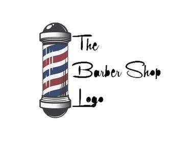 Graphic Design - Barber Shop Logo