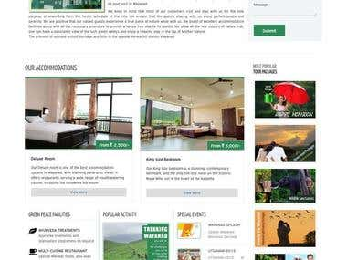 GREEN PEACE HOLIDAY HOME
