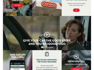 Conoco Gas Stations | Conoco Quality Fuel