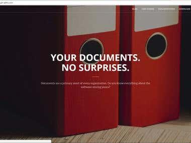 Django EDMS Web Site