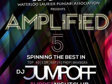 Club Event - Amplified