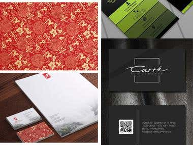 Stationery A Design