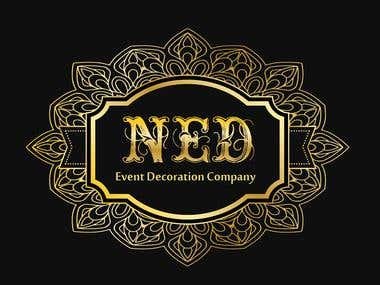 Logo For Event Decoration Company