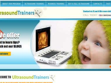 Ultrasound Trainers